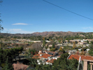 Agoura Hills From Historic Quarter