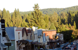 Nevada City: Historic Downtown
